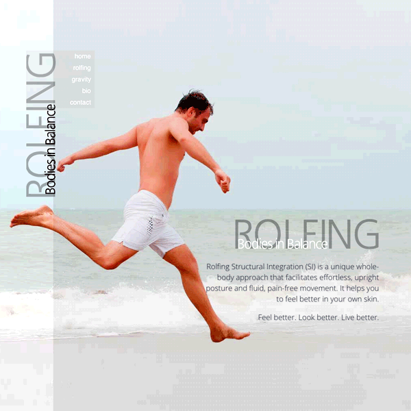 Bodies in Balance Rolfing